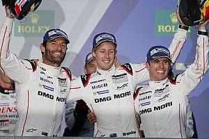 WEC Résumé de course Porsche -