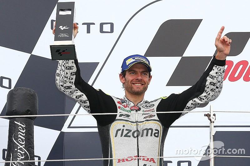 """Crutchlow: """"Che podio nel GP di casa! Il duello con Marc? Non siamo ragazzine"""""""