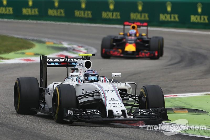 """В Williams признали, что """"были не в силах"""" сопротивляться Red Bull"""