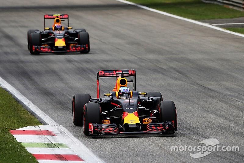 La Renault prepara un upgrade per Singapore per la Red Bull