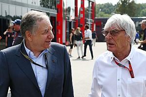 F1 Noticias de última hora Los equipos no creen que Ecclestone deje inmediatamente la F1