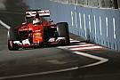 法拉利为新加坡采取激进轮胎选择
