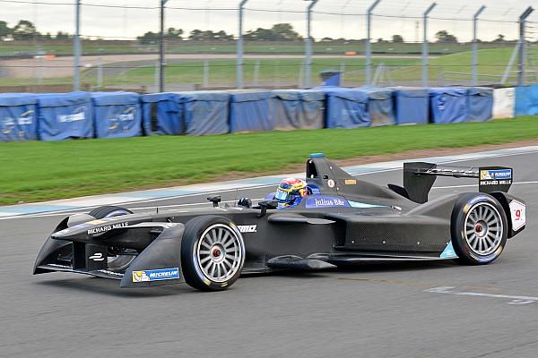 Fórmula E Buemi lidera teste final da F-E; di Grassi é 9º e Piquet 18º