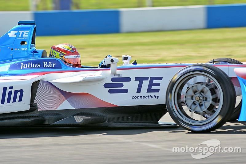 Frijns kijkt uit naar nieuwe Formule E-krachtmeting in Hong Kong
