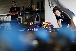 "Formula E Entrevista Buemi: ""Siento que estamos bien preparados para Hong Kong"