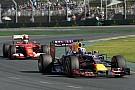 Kösd fel a gatyát Ferrari, mert jön a Red Bull és nagyon!