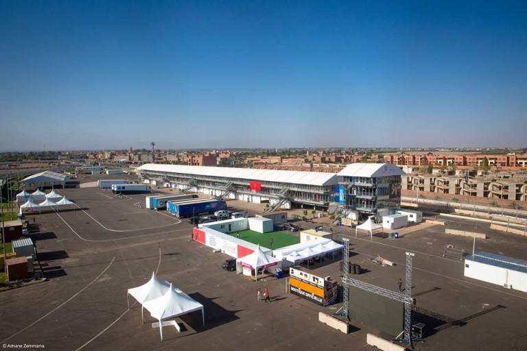 Alakul a helyszín Marokkóban, a WTCC negyedik versenyhétvégéje előtt