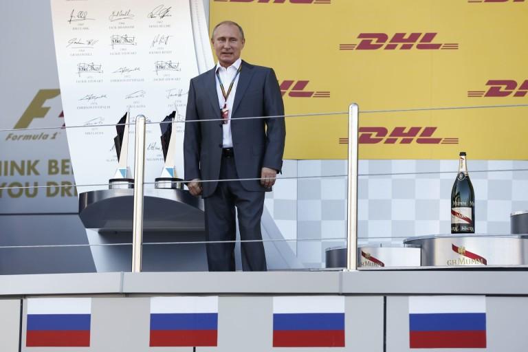 Így reagált Oroszország Kvyat lefokozására!