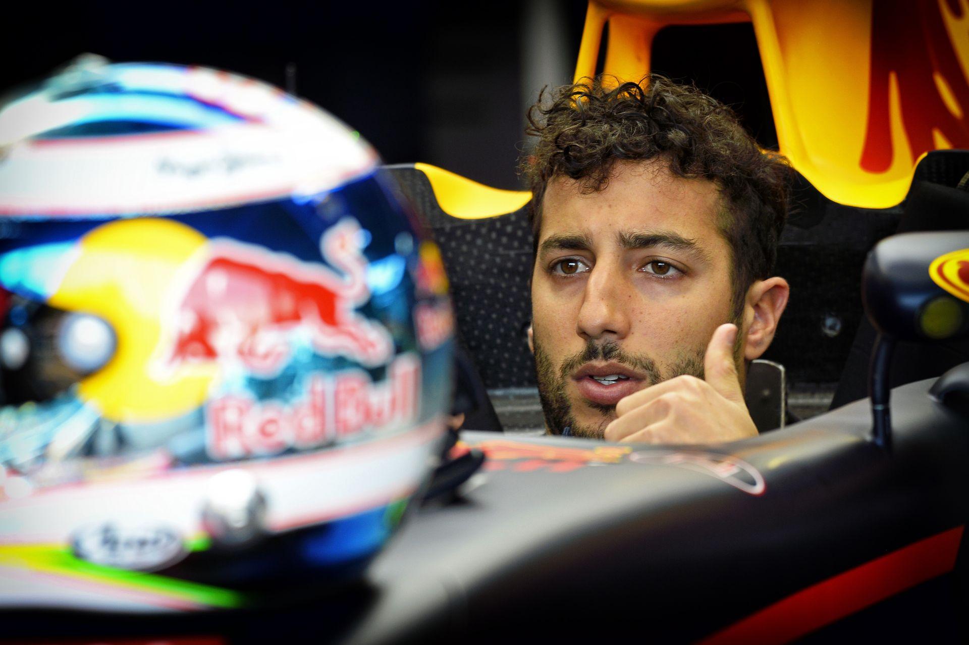 Raikkönen rajongói ezt a képet most ne nézzék meg Ricciardóról