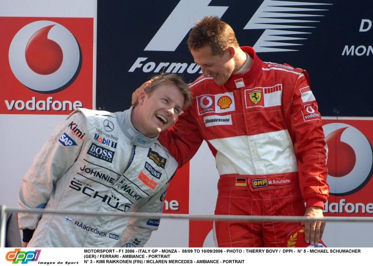 Schumacher és Räikkönen fej-fej mellett Kanadában!
