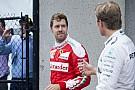 """Vettel úgy driftelt be a """"Bajnokok Falához"""", mint Vin Diesel a Halálos iramban"""