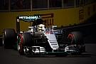 Képekben Hamilton időmérője Bakuból: KO