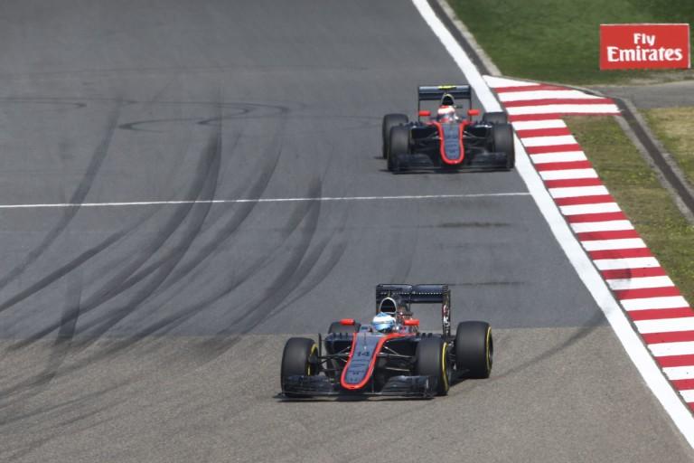 Alonso és Button nagy megtiszteltetése