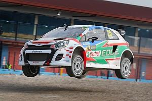 World Rallycross Ultime notizie Gigi Galli potrebbe entrare presto nel Mondiale RallyCross con la sua Rio!