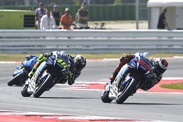 """MotoGP 罗西:""""我不允许洛伦佐说我是一个手段肮脏的车手!"""""""