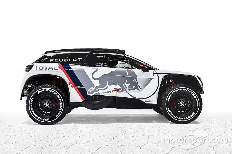 Peugeot stellt neues Fahrzeug für Langstrecken-Rallyes vor