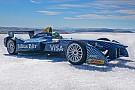 La Formula E sui ghiacci (davvero perenni?) dell'Artico...