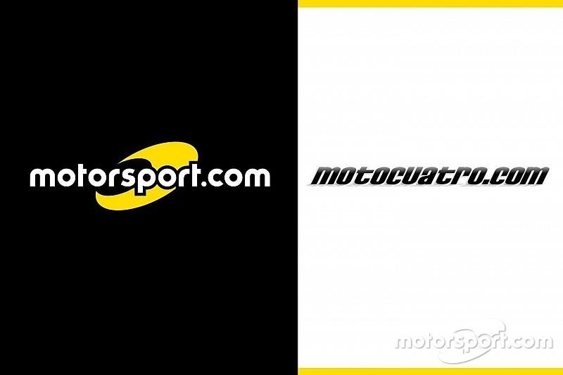Motorsport.com akuisisi situs balap motor terdepan di Spanyol, Motocuatro.com
