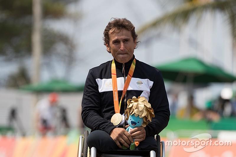 Zanardi verovert goud op Paralympische Spelen in Rio