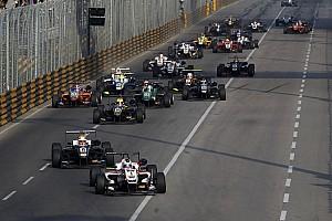 Formule 3: overig Nieuws Grand Prix van Macau krijgt 'World Cup' status