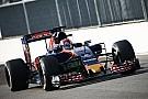 Toro Rosso, otra vez con las dos configuraciones en Singapur
