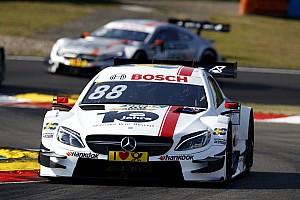 DTM Son dakika Mercedes, Rosenqvist'in kalan yarışlarda yarışacağını açıkladı