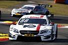Розенквист проведет с Mercedes остаток сезона DTM