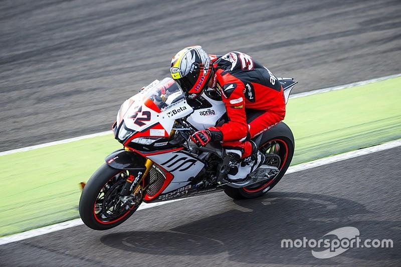 Savadori, el más rápido en Lausitzring; Rea pasará por la Superpole1