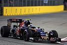 Carlos Sainz molesto con la percepción que se tiene de Kvyat