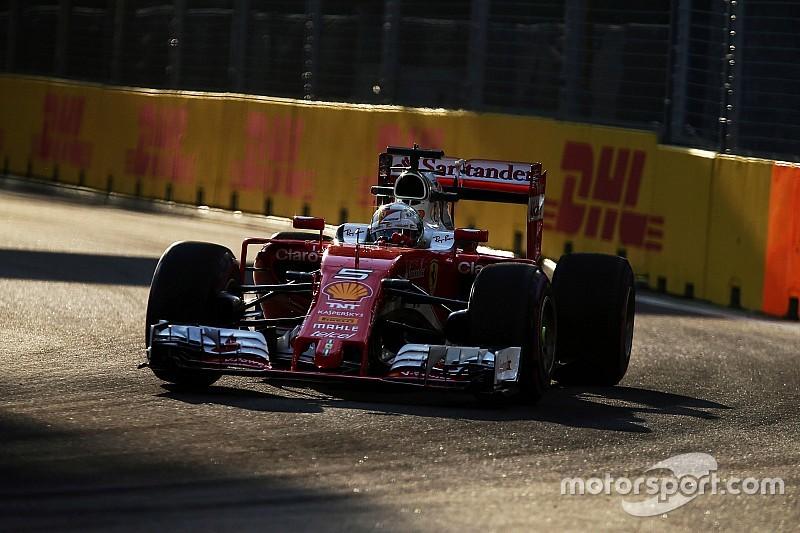 """Феттель: Mercedes - фаворит, Red Bull і Ferrari """"в одному човні"""""""