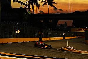 Formel 1 News Red-Bull-Teamchef: Mercedes in Singapur nur über Reifenstrategie zu schlagen