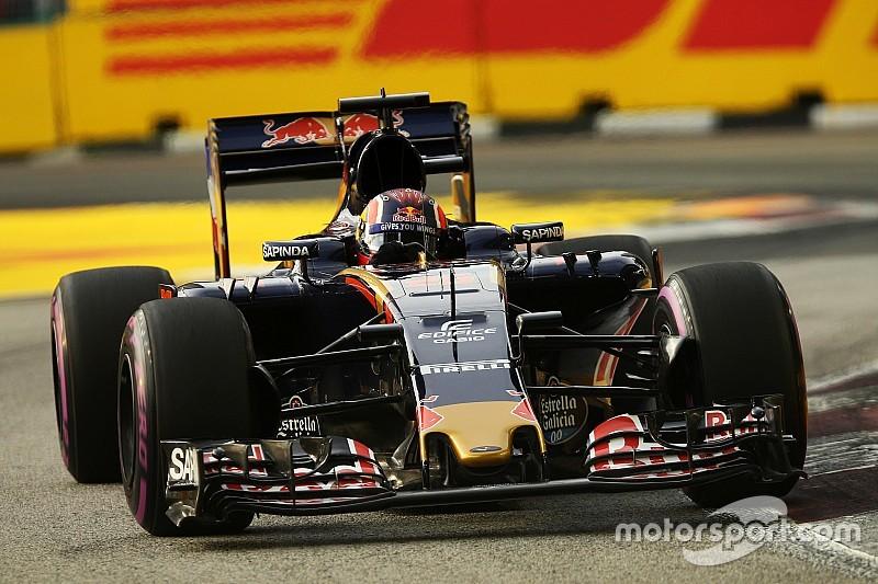 Toro-Rosso-Teamchef überrascht von Daniil Kvyat und Carlos Sainz