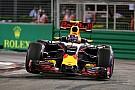 Ферстаппен: Передні шини зіпсували шанси в кваліфікації