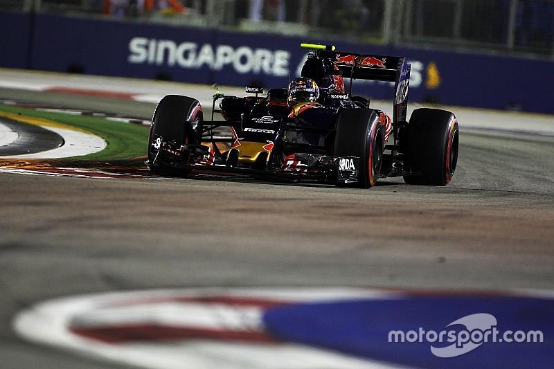 """Formel 1 in Singapur: Toro-Rosso-Form nur ein """"Ausrutscher""""?"""