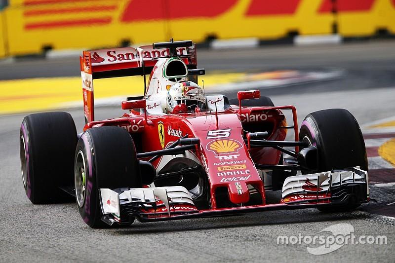 """Vettel: """"Ieri eravamo depressi, oggi abbiamo reagito alla grande"""""""