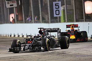 Formel 1 News Fernando Alonso: Nach Startrunde in Singapur