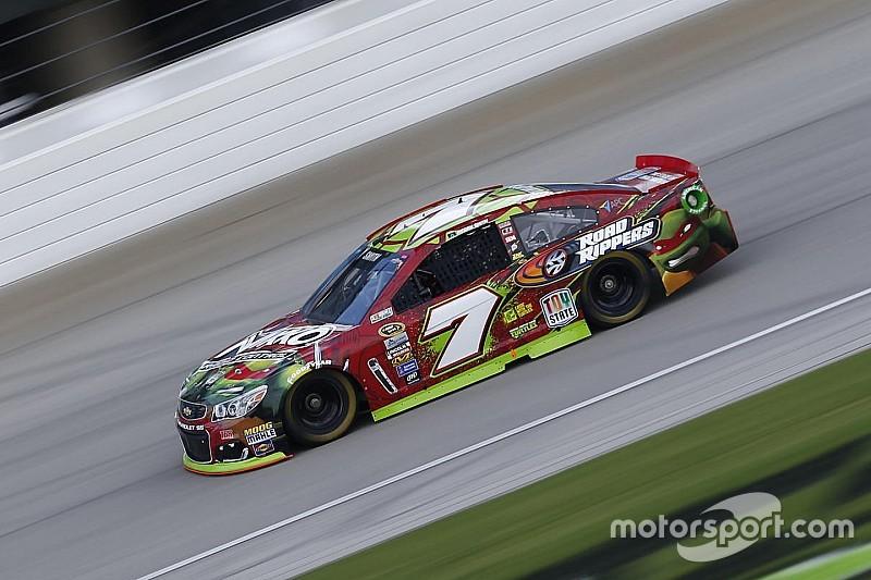 Ty Dillon por Regan Smith este domingo en NASCAR