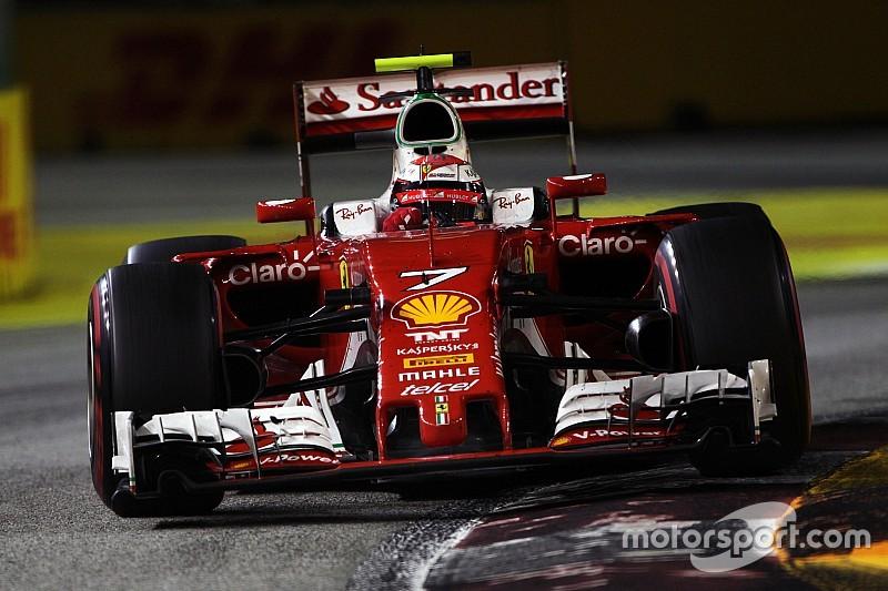 Ferrari-Teamchef erklärt: Weshalb Kimi Räikkönen das Podium verpasste