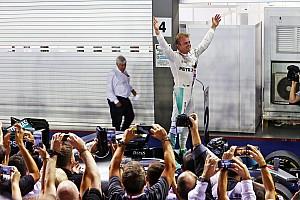 Fórmula 1 Artículo especial Rosberg, Fangio y la estadística del campeón