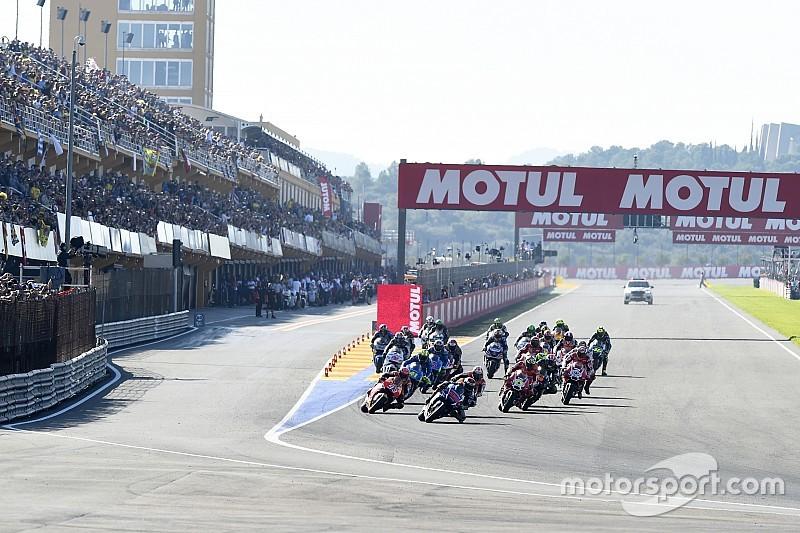 La MotoGP farà tappa a Valencia fino alla stagione 2021
