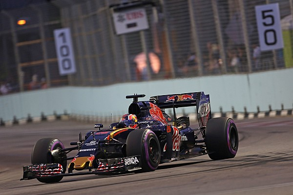 Les vitesses de pointe apportent des réponses à Toro Rosso