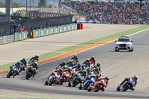 MotoGP Actualités Aragón accueillera le MotoGP jusqu'en 2021