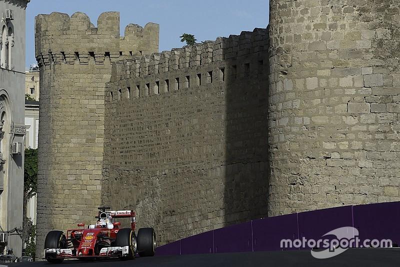 Задумайтеся і перестаньте у Формулі 1 зводити стіни!