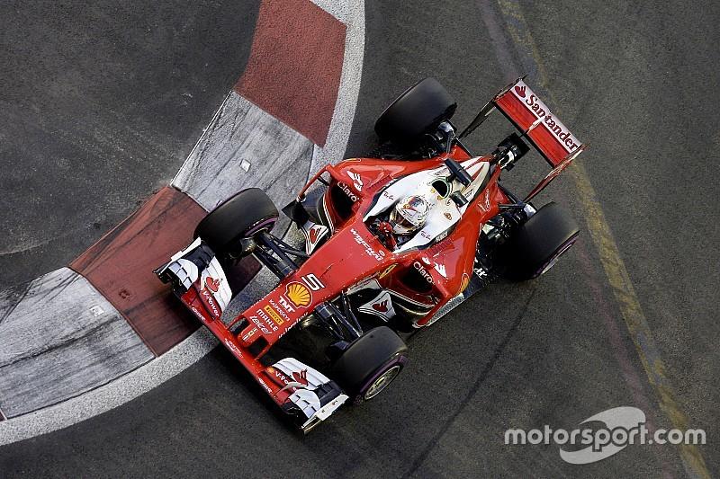 Ferrari bevestigt aerodynamische updates voor Maleisië