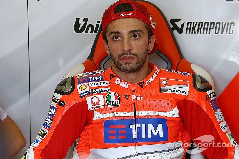 Schmerzen sind zu groß: Ducati-Fahrer Andrea Iannone lässt Aragon aus