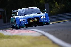 DTM Trainingsbericht DTM in Budapest: BMW chancenlos im 1. Training, Bestzeit für Audi
