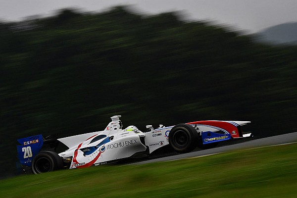 Super Formula Super Formula Sugo: Sekiguchi pole, Vandoorne vijfde