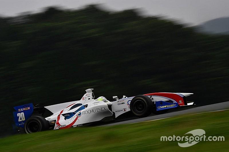 Super Formula Sugo: Sekiguchi pole, Vandoorne vijfde