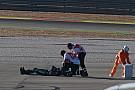 لويس سيتغيّب عن السباق في أراغون بعد الحادث خلال التجارب الحرة الثالثة