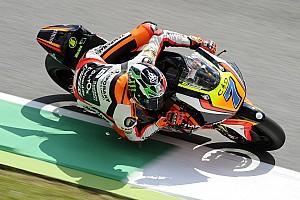 Moto2 Interview Baldassarri, un nouveau vainqueur au sein de l'Academy de Rossi